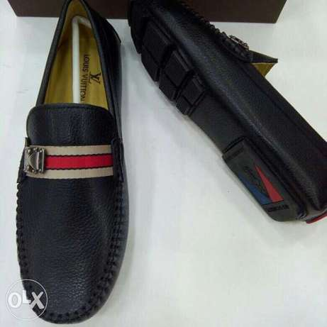 Louis Vuitton Leather Loafers New Iba - image 1