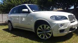 BMW X5 3.0sd Auto M Sport and Innovations pack
