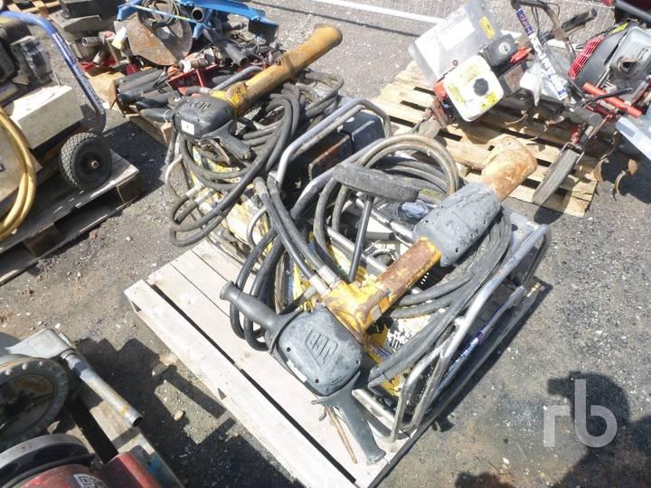 JCB BEAVER Qty of 2 Power Packs
