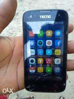 Tecno p5 plus for sale neatly used