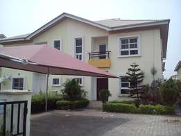 4 BEDROOM DUPLEX WITH BQ AT Friends Colony, Osapa, Lekki