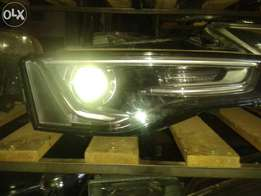 Headlamp for 2014 model audi A5