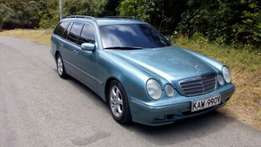 Mercedes Benz E220 Tdi Price:850k NeG