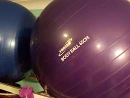 Pilates Balls. Exercise balls. Body balls
