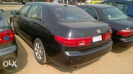 Clean Registered Honda Accord EOD V6 05