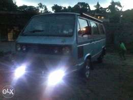 Want to swop my microbus for auto car
