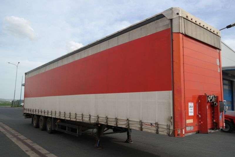 Schmitz Cargobull SCS 24/L low deck - 2007 - image 6