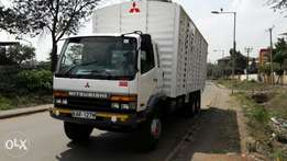 Mitsubishi Fuso KAR Very Clean and in perfect condition