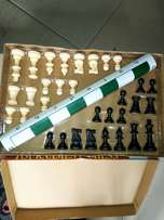 Tournament chess game