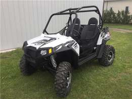 Polaris RZR® S 800 EPS Stealth Black LE