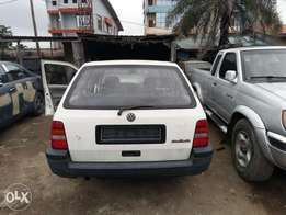 Toks golf 3 wagon manual drive ask