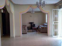 executive five bedroom double storied house for rent in kireka at 1.2m