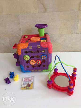 Puzzle Box for kids