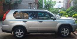 One user Nissan X Trail car for sale