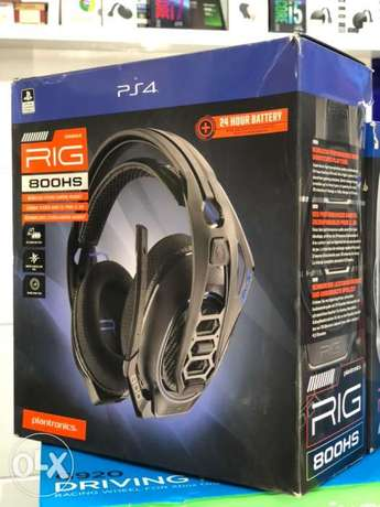 Ps4 RIG 800HS Wireless Headset