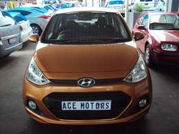 2015 i10 Grand 1.2 for sale R125 000