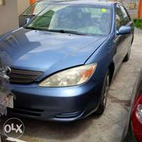 Clean 2002 Toyota Camry for sale buy and drive engine working perfect,