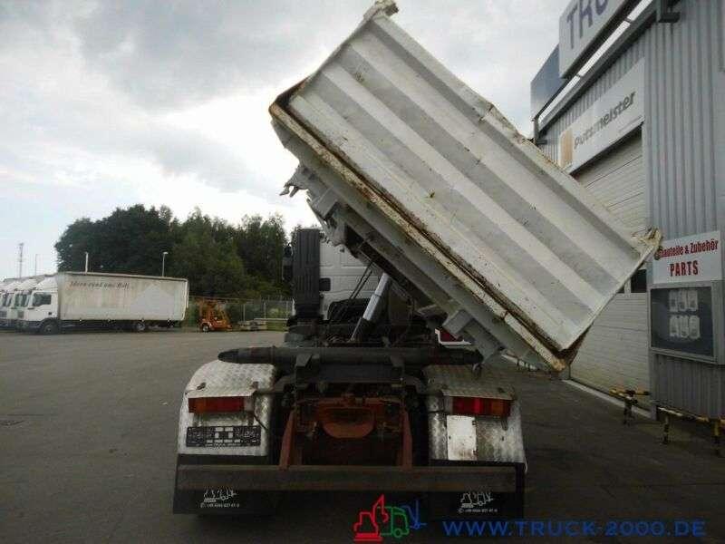Iveco AD260 6x4 Meiller DeutscherLKW 1.Hd Klima 110TKM - 2009 - image 20