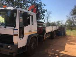 1997 Volvo FL6 Truck with for sale