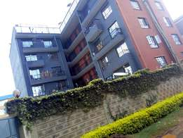 Two bedroom apartment for rent in Lower Kabete at Kshs 28,000 p.m