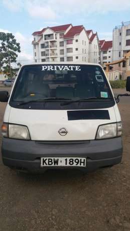 Nissan vanette manual petrol on sale Umoja - image 3