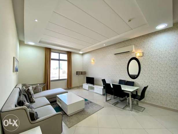 Limited time offer! Luxury 2BR apartment for rent/gym/wifi/inclusive