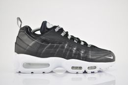 40 Czarne Nike Air Max 95 All Black (force jordan superstar
