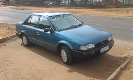 mazda 323 for sale accident free R23,000