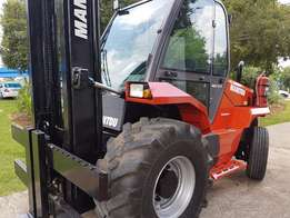 2008 Manitou MC50 Rough Terrain Forklift