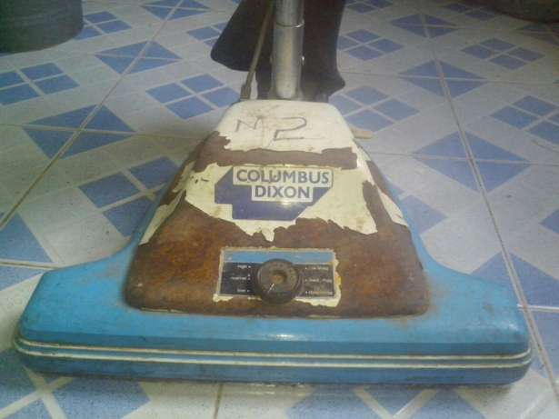 Vacuum cleaner with sweeper Afraha - image 7