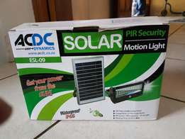 Solar power led light