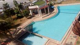 Nyali Beach front 3 bedroom fully furnished apartment with pool
