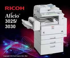 Ricoh mp 2510 new model just arrived we offer warranty we have varatie