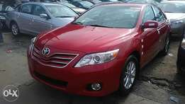 Sparkling clean tokunbo Toyota Camry 08 tincan cleared
