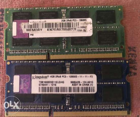 """""""Still available""""Kingston ram,,4Gb&2Gb on offer Thika - image 1"""