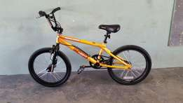 Mongoose subject stunt bmx