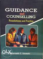 Guidance and Counselling: Foundations and Practice