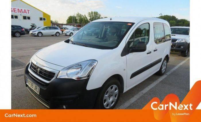 Peugeot Partner Tepee 1.6bluehdi Access 75 - 2016