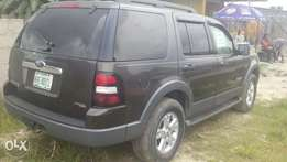 Ford explorer jeep 2007