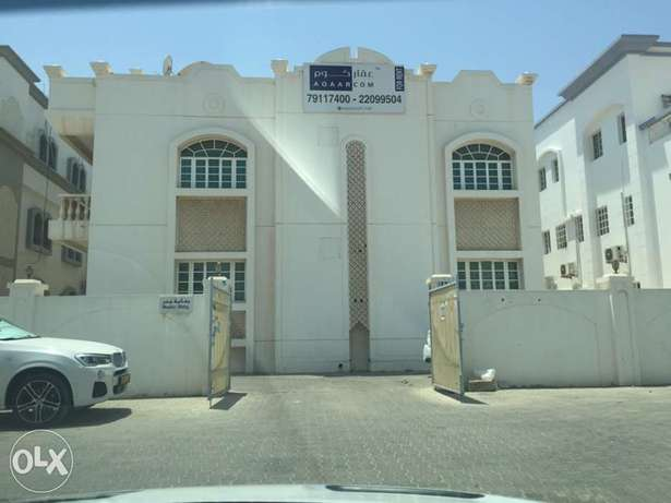 2BHK flat for rent in qurum nice place