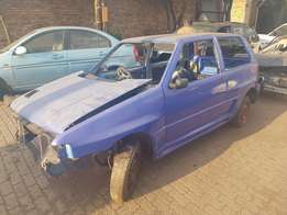 Fiat Uno Striping for Spares