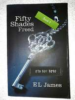 Fifty Shades Freed - E.L James - Book #3.