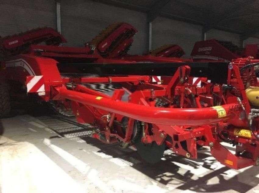 Grimme gts 170 multisep / pond-moteur / blower - 2013
