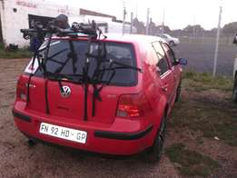 hello guys am selling red golf 4 is good condition ,is run everyday /