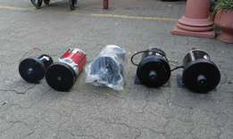 Hi)) Guys These are Johnson's Electronic motors all New(4 Sale) ?