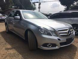 Mercedes Benz E350. 2010 model. 3500cc. Leather interior.