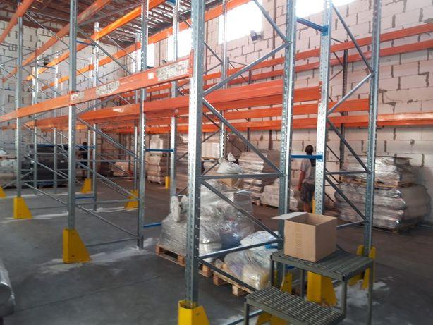 Паллетные стеллажи - лучшее решение для складов