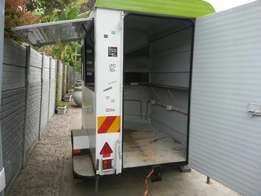 2006 Highroof Venter Trailer