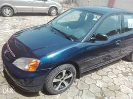 Fairly used Honda Civic 2001 affordable price