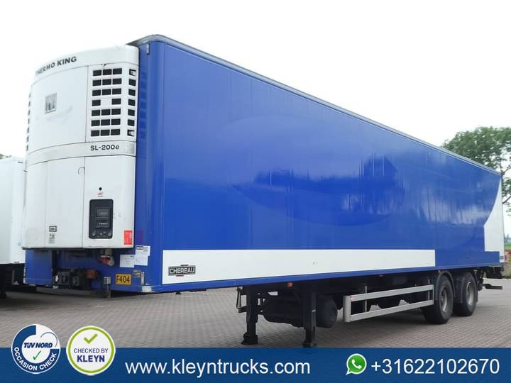 Chereau THERMOKING SL200E pacton chassis - 2005